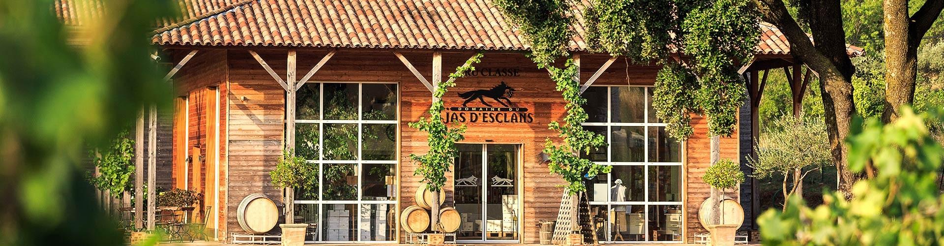 Domaine Jas d'Esclans